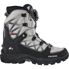 Viking Footwear Constrictor III Boa Stiefel lys grå/sort